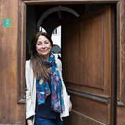 Piccolo Teatro Grassi, Milano, Italia, 9 Aprile 2021. Antonella Morassutti, attrice e formatrice.