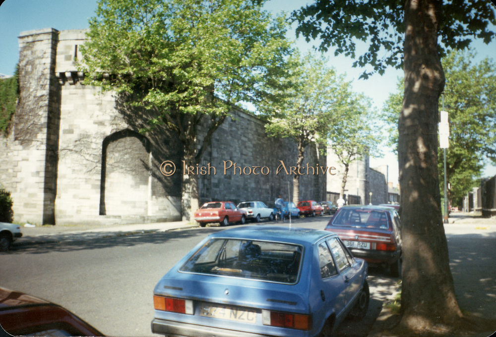 Old Dublin Amature Photos 1980s WITH, Kilmain, area, Jail, Old amateur photos of Dublin streets churches, cars, lanes, roads, shops schools, hospitals