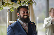 Katie and Jay's wedding Monday, April 09, 2018 in Gibbsboro, New Jersey. (Photo by William thomas Cain/Cain Images)