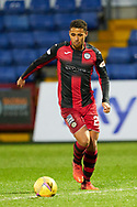 Ethan Erhahon of St Mirren during the Scottish Premiership match between Ross County FC and St Mirren FC at the Global Energy Stadium, Dingwall, Scotland on 26 December 2020