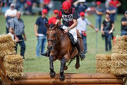 Hermans Bart, BEL, Gorki van de Pertjeshoeve<br /> European Championship Eventing Landelijke Ruiters - Tongeren 2017<br /> © Hippo Foto - Dirk Caremans<br /> 29/07/2017