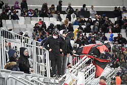 October 28, 2018 - Bordeaux, France - ILLUSTRATION - SUPPORTERS (Credit Image: © Panoramic via ZUMA Press)