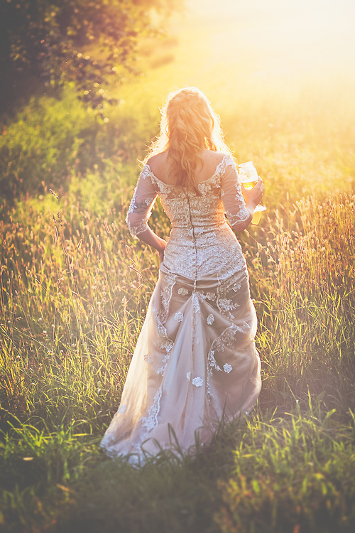 Wedding Photography by Connie Roberts Photography<br /> Country Wedding