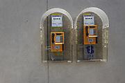 Israel, Public telephones