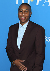 Hollywood Foreign Press Association's Grants Banquet - Arrivals. 09 Aug 2018 Pictured: Lena Waithe. Photo credit: Jaxon / MEGA TheMegaAgency.com +1 888 505 6342