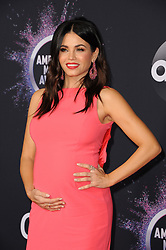 Jenna Dewan at the 2019 American Music Awards held at the Microsoft Theater in Los Angeles, USA on November 24, 2019.