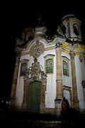 Ouro Preto_MG, Brasil...Igreja Sao Francisco de Assis em Ouro Preto, Minas Gerais...Sao Francisco de Assis church in Ouro Preto, Minas Gerais...Foto: MARCUS DESIMONI / NITRO