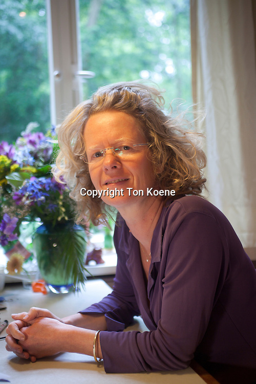 Dutch writer Carolien Ceton