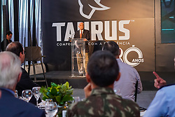 Festa de 80 anos da Taurus, ocorrida na sede da fábrica em São Leopoldo/RS. Foto: Cesar Lopes/ Agência Preview