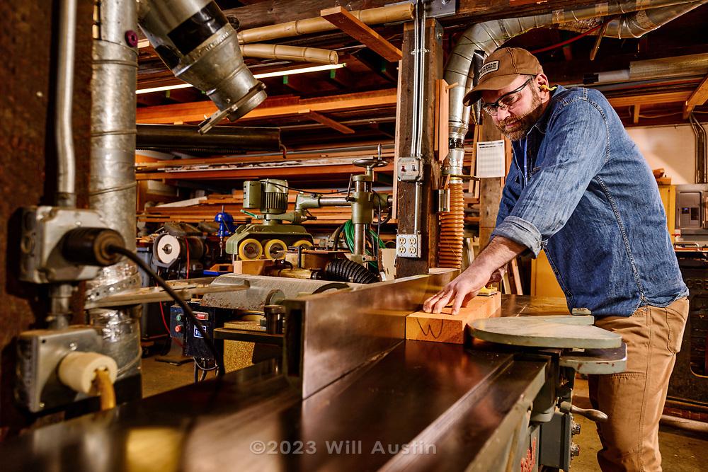 Mike Kunnen of Seattle Historic Window for Seattle Met