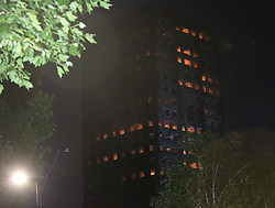 White City Tower Block Wednesday 14th June 2017  The fire at the White City Tower Block continues to rage as issues with cutting off the gas to the building continues  reports over of massive casualties reports on the 10 and 11 floor with fire crews claiming that they  having  to climb through furniture that knee height ©UKNIP