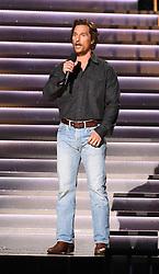 Matthew McConaughey bei den 50. Country Music Awards in Nashville / 021116<br /> <br /> *** Country Music Awards 2016, Nashville, USA, November 2, 2016 ***