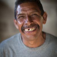 Manuel, Maya Chortí indigenous leader