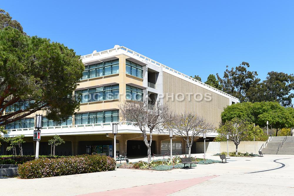 Steinhaus Hall on Campus at University of California Irvine