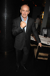 BARRY McGUIGAN at the opening of Marco the new Marco Pierre White restaurant at Stamford Bridge, Fulham Road, London on 25th September 2007.<br /><br />NON EXCLUSIVE - WORLD RIGHTS