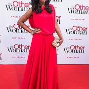NLD/Amsterdam//20140401 - Filmpremiere The Other Woman, Jasmine Sendar