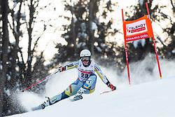 Maria Therese Tviberg (NOR) during Ladies' Giant Slalom at 57th Golden Fox event at Audi FIS Ski World Cup 2020/21, on January 17, 2021 in Podkoren, Kranjska Gora, Slovenia. Photo by Vid Ponikvar / Sportida