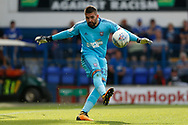 Ipswich Town goalkeeper Bartosz Bialkowski (33) during the EFL Sky Bet Championship match between Ipswich Town and Fulham at Portman Road, Ipswich, England on 26 August 2017. Photo by Phil Chaplin.