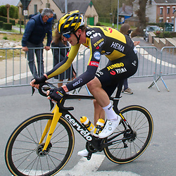 04-04-2021: Wielrennen: Ronde van Vlaanderen (Mannen): Oudenaarde<br />Nathan van Hooijdonck