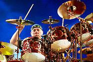 Neil Peart drummer van de Canadese rockband overleden