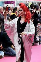 Davina De Campo at RuPaul's DragCon UK at the Olympia London