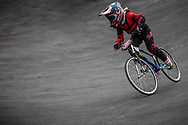 Cruiser - 12 & Under Men #21 (MANOSCA MUNOZ Juan Jose) COL at the 2018 UCI BMX World Championships in Baku, Azerbaijan.