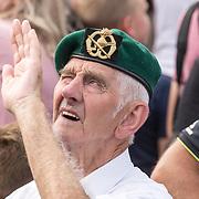 NLD/Terneuzen/20190831 - Start viering 75 jaar vrijheid, Oorlogsveteraan