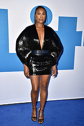 Issa Rae attends the premiere of Universal Pictures 'Little' at Regency Village Theatre on April 8, 2019 in Los Angeles, CA, USA. Photo by Lionel Hahn/ABACAPRESS.COM