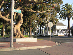 Main Street at Electric Avenue | Seal Beach CA
