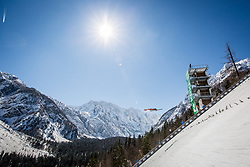 Stefan Kraft of Austria during the Ski Flying Hill Individual Qualification at Day 1 of FIS Ski Jumping World Cup Final 2018, on March 22, 2018 in Planica, Ratece, Slovenia. Photo by Ziga Zupan / Sportida