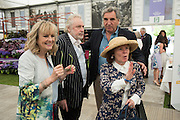 Press view of the 2016 RHS  Chelsea Flower Show,  London.