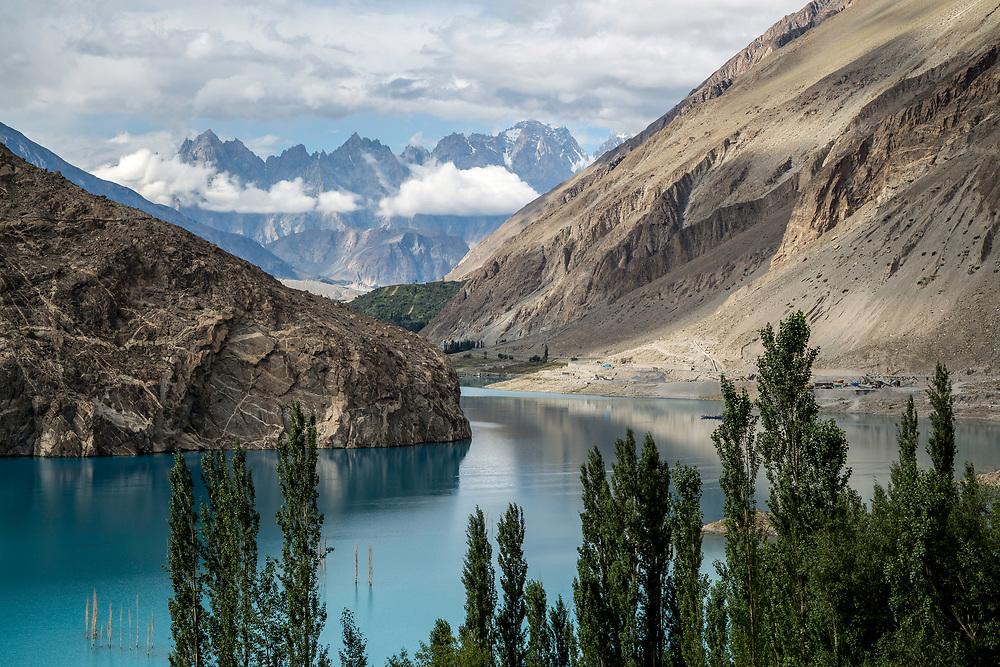 Attabad Lake, Hunza Valley, Pakistan