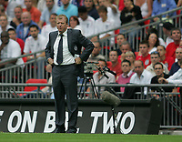 Photo: Lee Earle.<br /> England v Israel. UEFA European Championships Qualifying. 08/09/2007.England manager Steve McClaren.