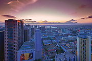 San Diego Skyline HDR Photo