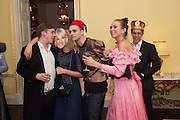 Tatler magazine Jubilee party with Thomas Pink. The Ritz, Piccadilly. London. 2 May 2012