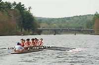St Paul's crew on Turkey Pond.  Karen Bobotas Photographer