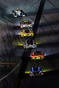 January 30-31, 2021. IMSA Weathertech Series. Rolex Daytona 24h:  #16 Wright Motorsports, Porsche 911 GT3R, Trent Hindman, Patrick Long, Klaus Bachler, Jan Heylen,  #25 BMW Team RLL BMW M8 GTE, GTLM: Connor De Phillippi, Philipp Eng, Bruno Spengler, Timo Glock,  #28 Alegra Motorsports, Mercedes-AMG GT3, Mike Skeen, Billy Johnson, Daniel Morad, Maxi Buhk,  #3 Corvette Racing Corvette C8.R, GTLM: Antonio Garcia, Jordan Taylor, Nicky Catsburg,  #4 Corvette Racing Corvette C8.R, GTLM: Tommy Milner, Nick Tandy, Alexander Sims,  #8 Tower Motorsport, ORECA LMP2 07, John Farano, Gabriel Aubry, Tim Buret, Matthieu Vaxiviere