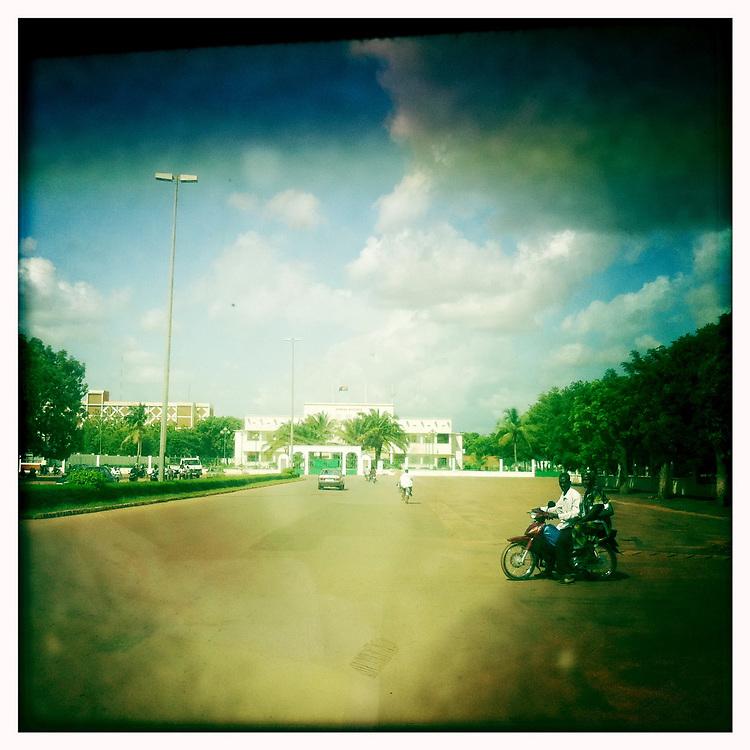 OUAGADOUGOU, BURKINA FASO- JULY 24: 2010 TEN Trip to Burkina Faso with stop over in Paris, France July 23-31, 2010. (Photo by Adam M. Bettcher)