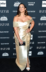 Actress Dascha Polanco attends the Harper's Bazaar Icons by Carine Roitfeld celebration at The Plaza Hotel in New York, NY on September 8, 2017.  (Photo by Stephen Smith/SIPA USA)