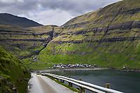 Tjörnuvík, Faroe Islands.