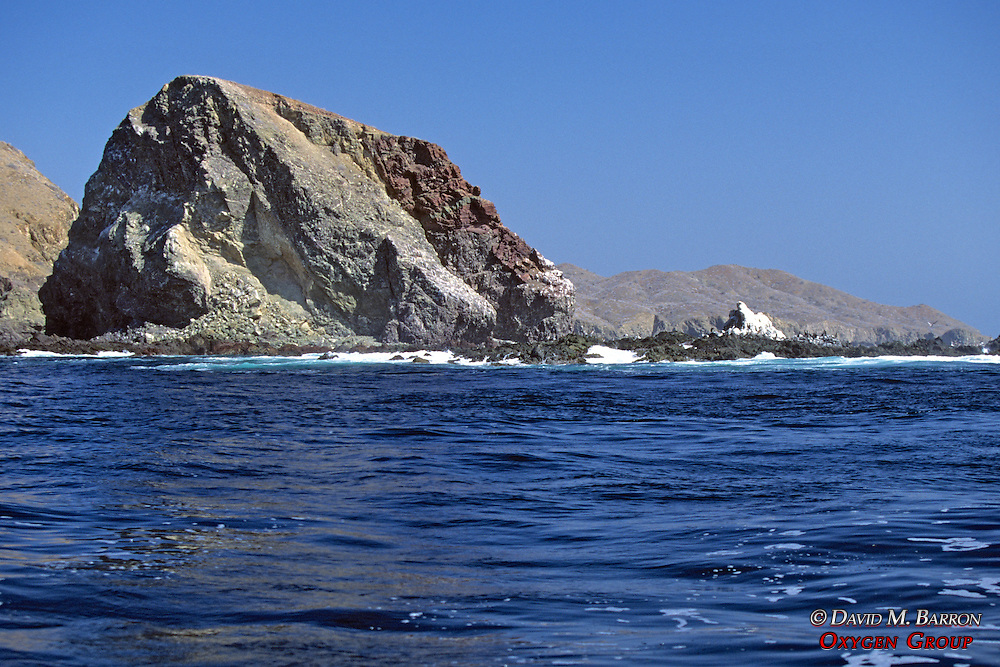 Point At Ocean Mouth Off Isla Magdalena