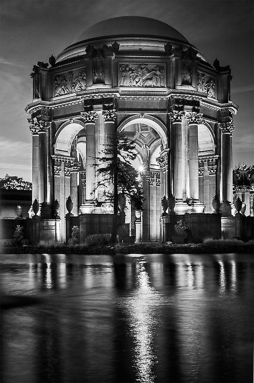 Palace of Fine Arts,San Francisco, CA