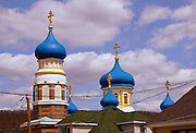 Poconos, Northeast Pennsylvania, Carbon County, Coaldale, St. Mary's Orthodox Church Russian