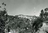 1978 The new Hollywood Sign