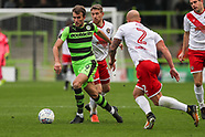 Forest Green Rovers v Newport County 141017