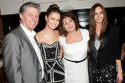 KEN TOINTON;  KARA TOINTON; CAROL PARSELL; HANNAH PARSELL ( KARA'S MUM) for PYGMALION. National Gallery Gallery CafŽ, London.  May 25, 2011,<br /> <br /> <br /> <br />  , -DO NOT ARCHIVE  Copyright Photograph by Dafydd Jones. 248 Clapham Rd. London SW9 0PZ. Tel 0207 820 0771. www.dafjones.com.<br /> KEN TOINTON;  KARA TOINTON; CAROL PARSELL; HANNAH PARSELL ( KARA'S MUM) for PYGMALION. National Gallery Gallery Café, London.  May 25, 2011,<br /> <br /> <br /> <br />  , -DO NOT ARCHIVE  Copyright Photograph by Dafydd Jones. 248 Clapham Rd. London SW9 0PZ. Tel 0207 820 0771. www.dafjones.com.