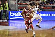 DESCRIZIONE : Campionato 2014/15 Virtus Acea Roma - Giorgio Tesi Group Pistoia<br /> GIOCATORE : C.J. Williams<br /> CATEGORIA : Palleggio Contropiede<br /> SQUADRA : Giorgio Tesi Group Pistoia<br /> EVENTO : LegaBasket Serie A Beko 2014/2015<br /> GARA : Dinamo Banco di Sardegna Sassari - Giorgio Tesi Group Pistoia<br /> DATA : 22/03/2015<br /> SPORT : Pallacanestro <br /> AUTORE : Agenzia Ciamillo-Castoria/GiulioCiamillo<br /> Predefinita :