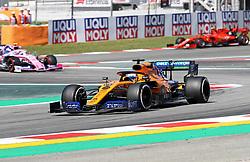 May 10, 2019 - Barcelona, Spain - McLaren of Carlos Sainz during the practices of the GP Spain Formula 1, on 10th May 2019, Barcelona, Spain. (Credit Image: © Joan Valls/NurPhoto via ZUMA Press)
