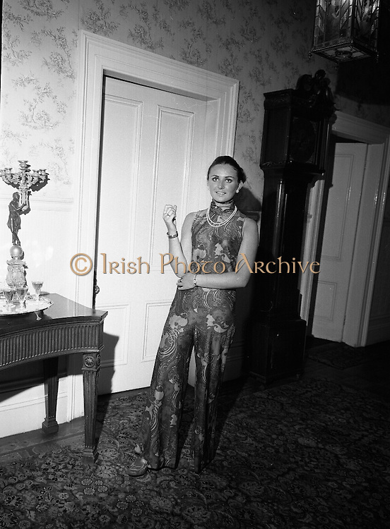 Rose of Tralee winner, Eileen Slattery, from Co. Clare..23.05.1969