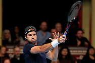 Tommy Haas during the Men's Final Champions Tennis match at the Royal Albert Hall, London, United Kingdom on 9 December 2018. Picture by Ian Stephen.